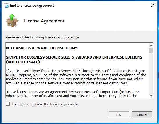 Skype License Agreement