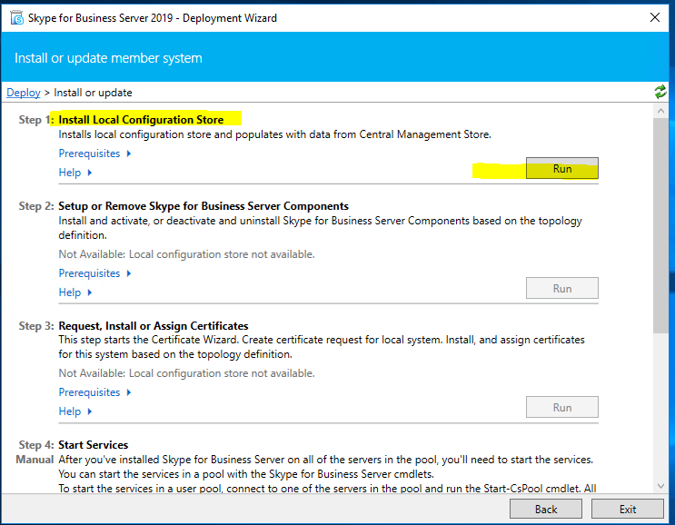 Skype For Business Deployment Execution411224